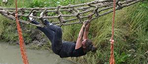 Dagvullende survival bedrijfsfeestje midden in Nederland