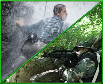 Survival Xtreme met Airsoft