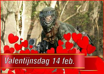 01. Valentijn Paintball 14 februari