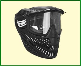 Aanbieding nieuw Paintball masker
