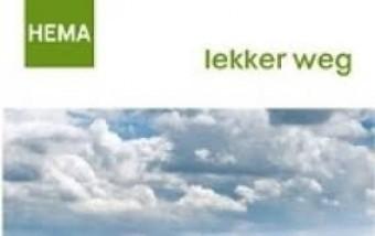 Hema Lekker weg 2p<br>Donder- t/m zondag