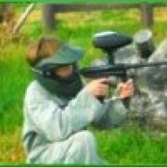 Junior Paintball school <br>Trigger happy/150 pbs