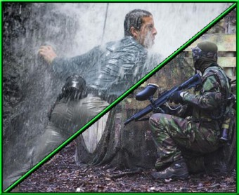 Survival Xtreme met  <br> Paintball/Airsoft