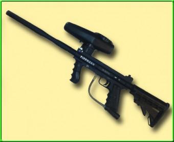 Huur een tactical snipergun